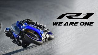 r1 blue colour
